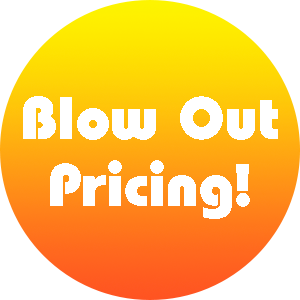 Blow Out Pricing